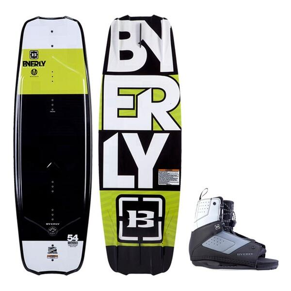 Byerly Men's Monarch Wakeboard w/ Standard Bindings '14