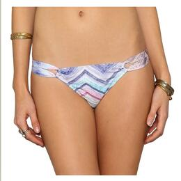 O'neill Jr. Girl's Island Loop Tab Side Bikini Bottom