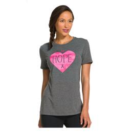 Under Armour Women's Pip Hope Tee Shirt