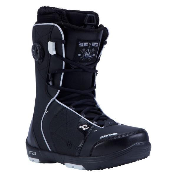 Ride Men's Triad Toungue Tied Snowboard Boots '14