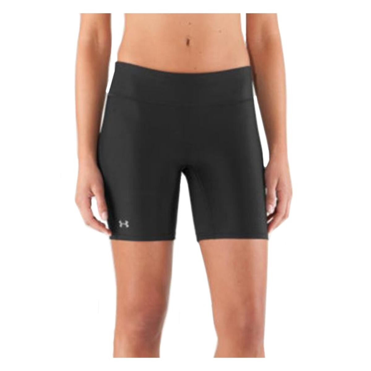 modern style special discount choose best Under Armour Women's UA Authentic 7-inch Compression Shorts