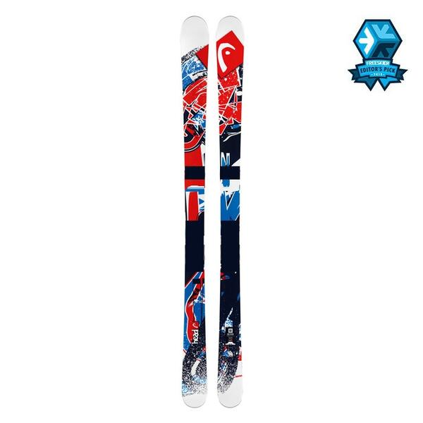 Head Men's Oblivion No2 All Mountain Skis '14 - Flat