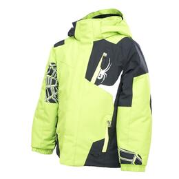 Spyder Toddler Boy's Mini Challenger Ski Jacket