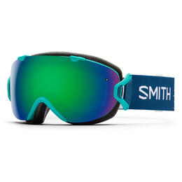 Smith Women's I/OS Snow Goggles With Green