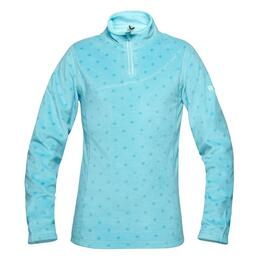 Roxy Girl's Cascade Printed T-neck Fleece
