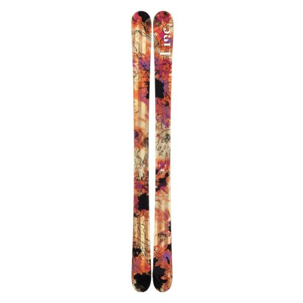 Line Women's Celebrity All Mountain Skis '14 - Flat