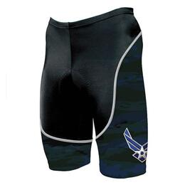 Primal Wear Men's U.s. Air Force Engage Cycling Shorts