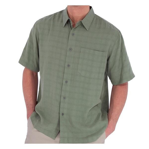 Royal Robbins Men's San Juan Short Sleeve Shirt