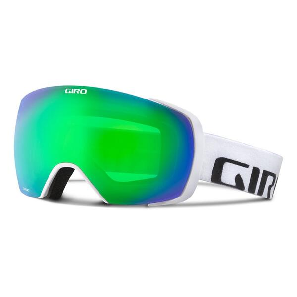 Giro Contact Snow Goggles With Loden Green Lens
