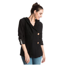 Roxy Women's Knot A Care Cardigan