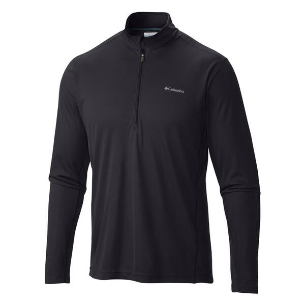 Columbia Men's Midweight II Longsleeve Half Zip Omni-Heat Top
