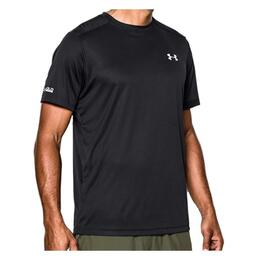 Under Armour Men's Coldblack Short Sleeve Running Top