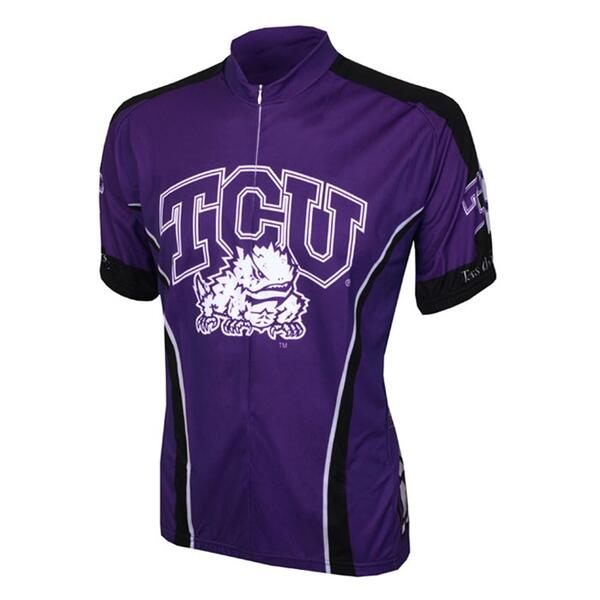 Adrenaline Tcu Cycling Jersey