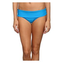 Next By Athena Women's Good Karma Powerhouse Banded Bikini Bottom