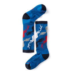 Smartwool Kids Wintersport Camo Snow Socks