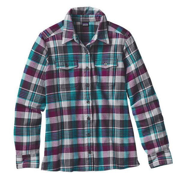 Patagonia Women's Fjord Flannel Long Sleeve