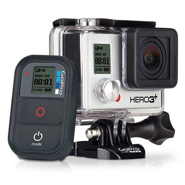 GoPro HD Hero3+: Black Edition Camera