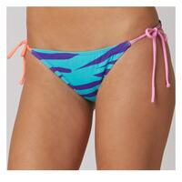 Fox Jr. Girl's Image Side Tie Bikini Bottom