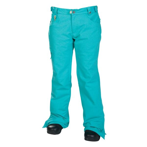 686 Women's Mannual Patron Insulated Snowboard Pants