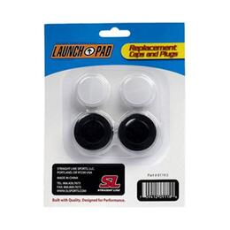 Straight Line Launch Pad Caps And Plugs