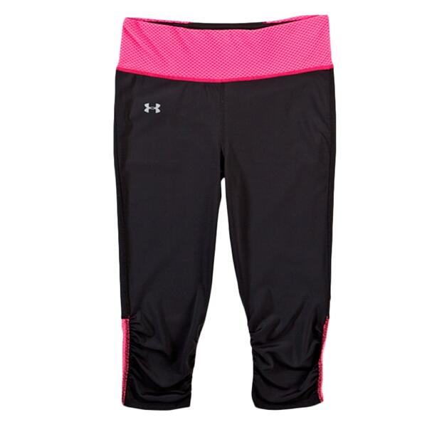 Under Armour Women's Fly-By Compression Running Capris