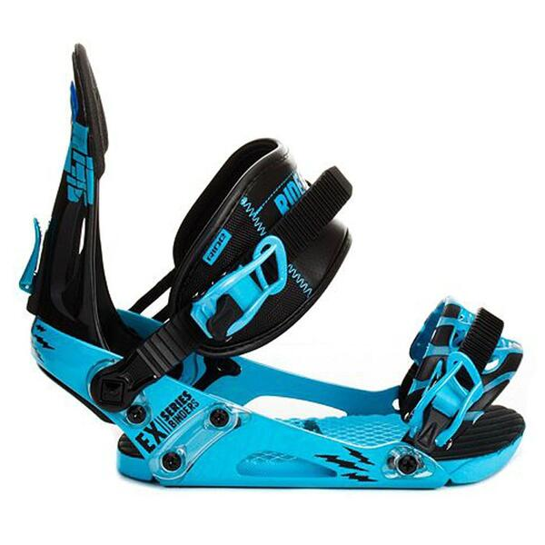 Ride Men's EX Snowboard Bindings '12