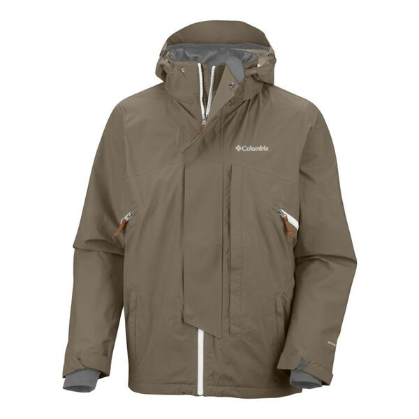Columbia Sportswear Men's Timber Tech Shell Jacket