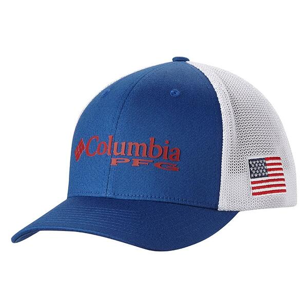 Columbia Sportswear Men's Pfg Mesh Ball Cap