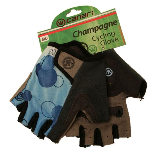 Canari Women's Champagne Gel Cycling Gloves