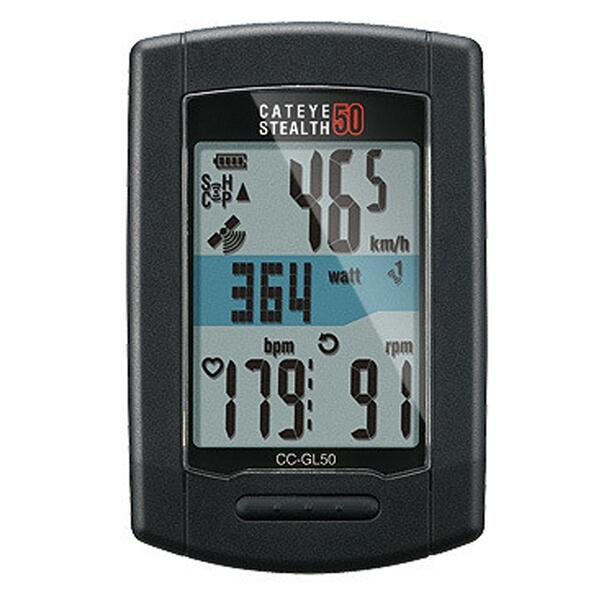Cateye GPS Stealth 50 Cycling Computer