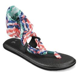 Sanuk Women's Yoga Slinglet Prints Casual Sandals
