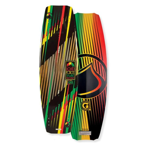 Liquid Force Men's Shane Hybrid Wakeboard '12