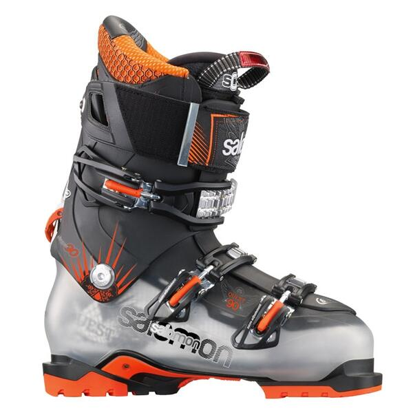 Salomon Men's Quest 90 All Mountain Performance Ski Boots '13
