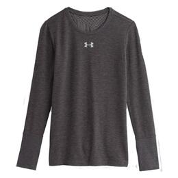 Under Armour Girl's Coldgear Infrared Longsleeve Crew