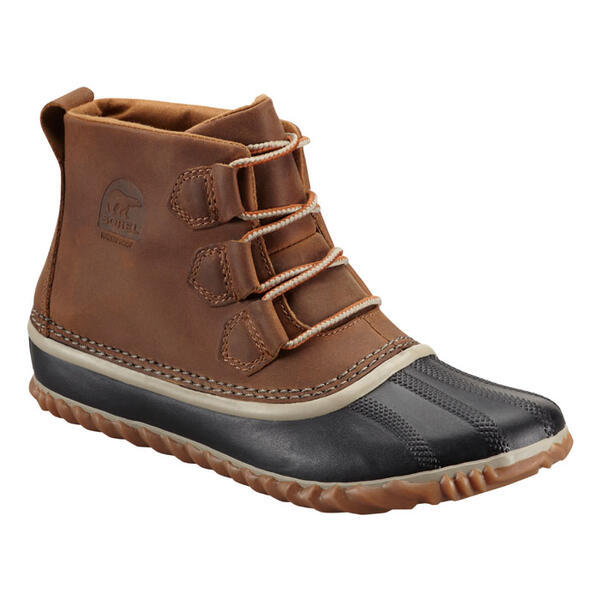 Sorel Women's Out' N About Leather Apres Sk