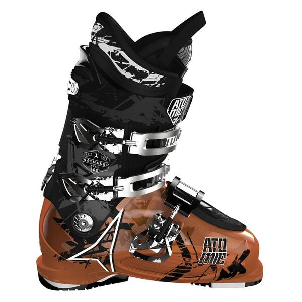 Atomic Men's Waymaker 100 All Mountain Ski Boots '14