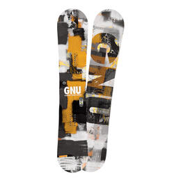 GNU Men's Carbon Credit BTX Twin Freestyle