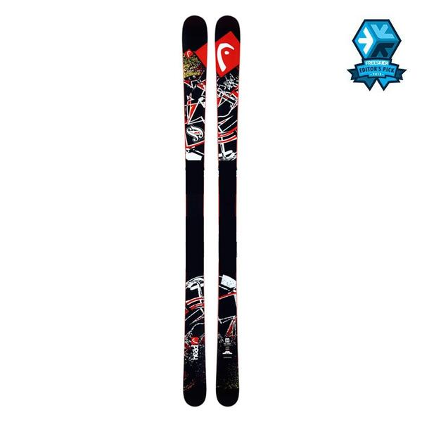 Head Men's The Caddy All Mountain Skis '14 - Flat