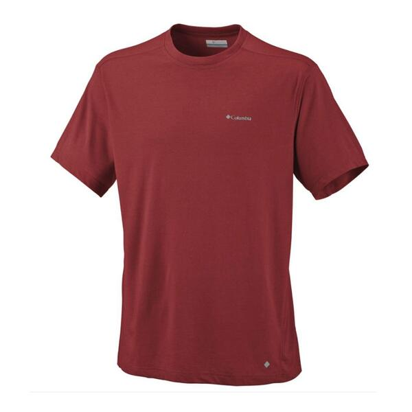 Columbia Sportswear Men's Mountain Tech II Short Sleeve Crew