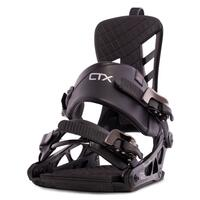 K2 Men's Cinch CTX Snowboard Bindings '15