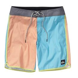 Quiksilver Men's OG Scallop Solid Boardshorts