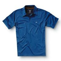 Quiksilver Men's Water Polo 2 Polo Shirt