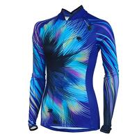 Shebeest Women's Bellissima Fly Long Sleeve Cycling Jersey