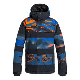 Quiksilver Boy's Fiction Snow Jacket