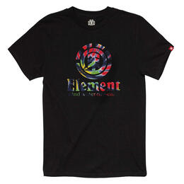 Element Men's Vertical Short Sleeve T-shirt
