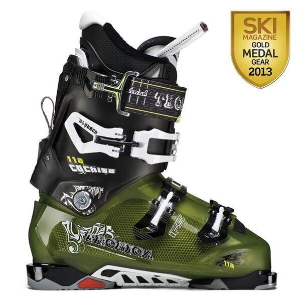 Tecnica Men's Cochise 110 All Mountain Ski Boots '13