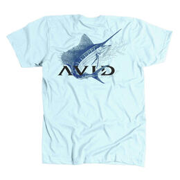 Avid Sportswear Men's Full Sail Tee Shirt