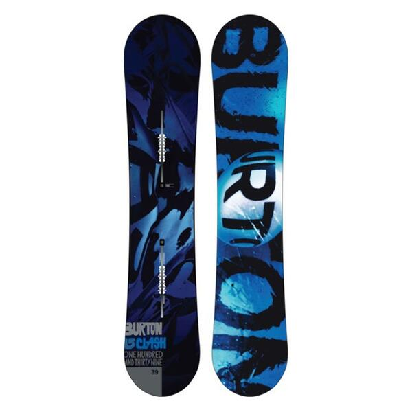Burton Men's Clash All Mountain Snowboard '14