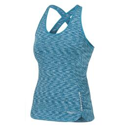 Saucony Women's Space Dye Running Tank Top