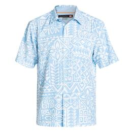 Quiksilver Men's Bells Beach Short Sleeve Shirt